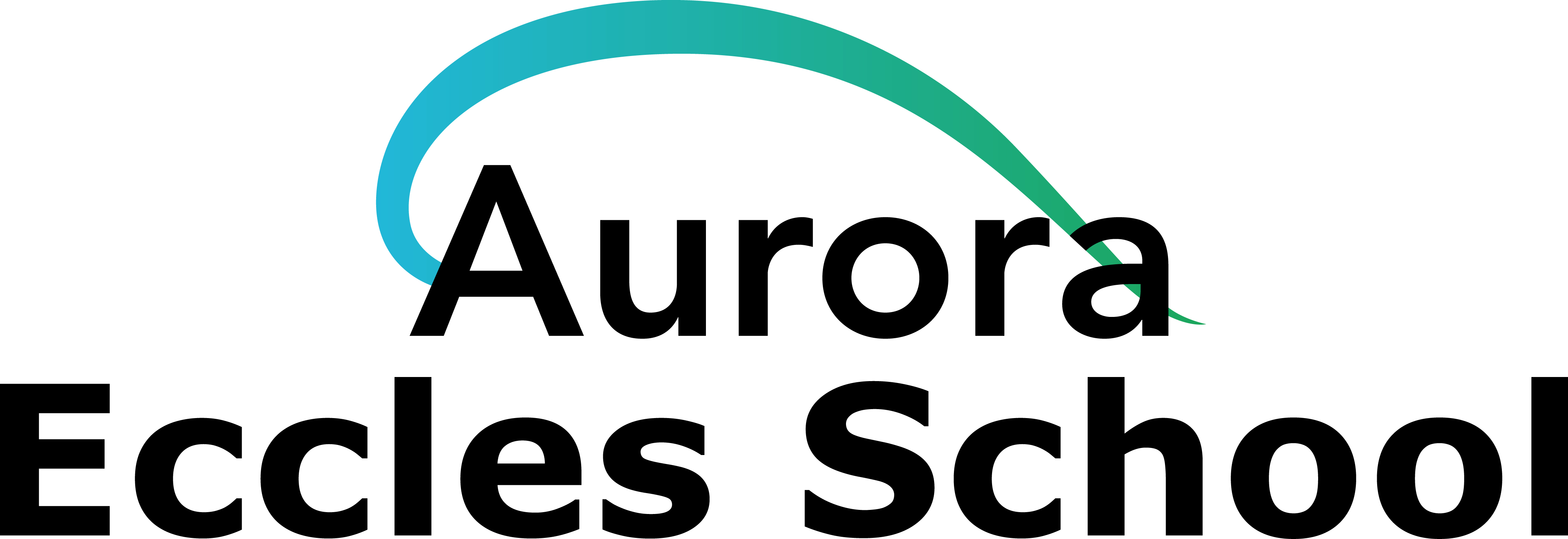 Aurora Eccles School Logo