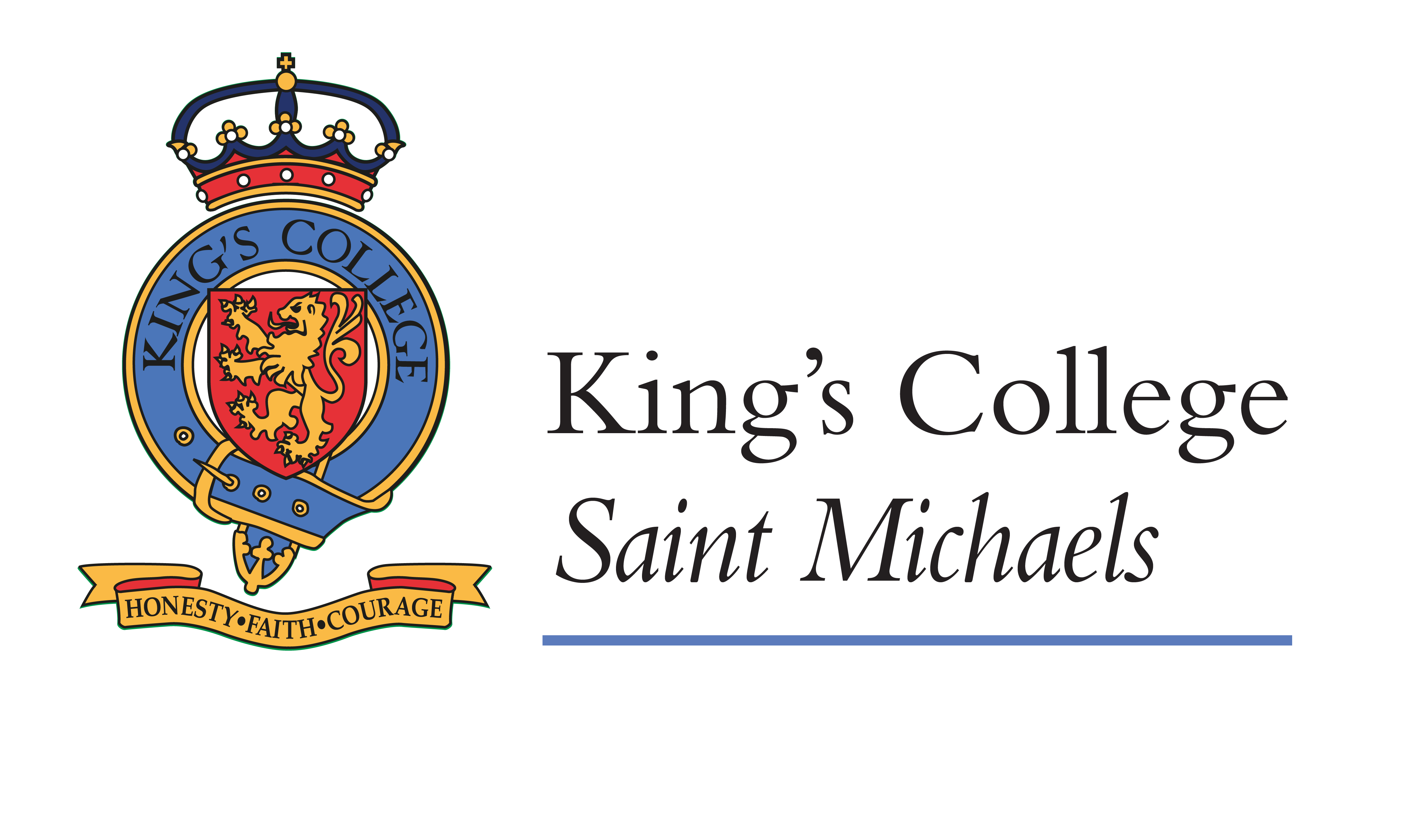 Kings College St Michaels Logo