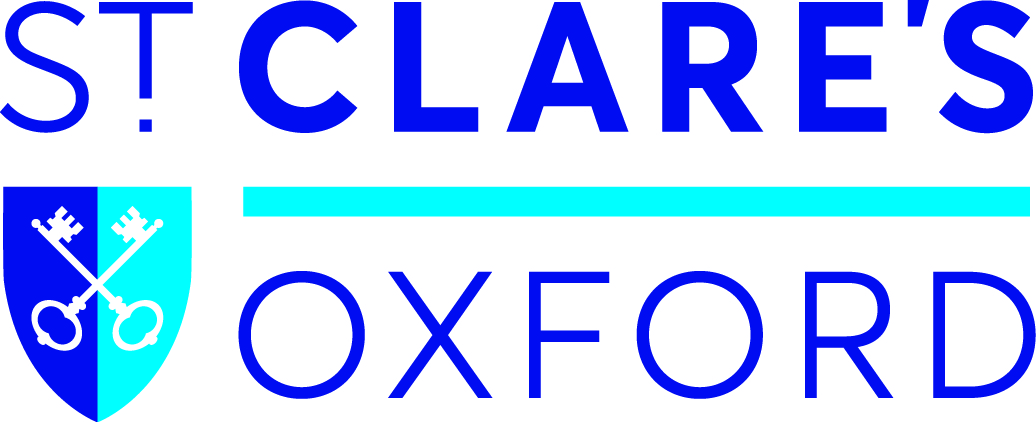 St Clare's Logo